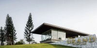Cantilevered Bangkok Clubhouse 00001