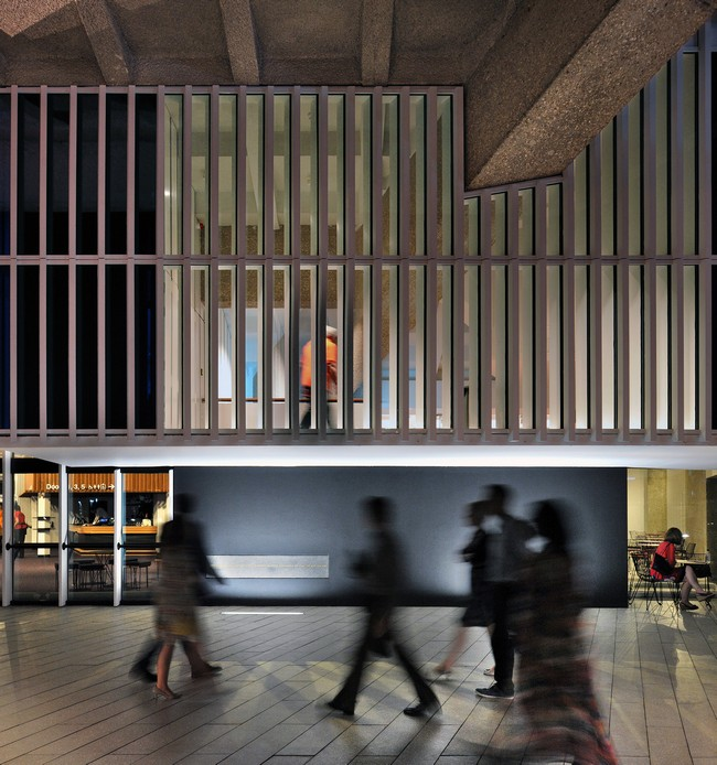 Metro Last Light Theater Acts: Chichester Festival Theatre By Haworth Tompkins