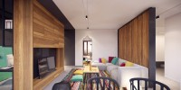Colorful Modern Apartment 00006