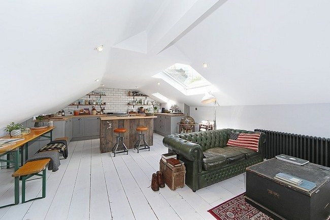 loft in london by space riot