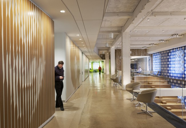 Pandora Media Inc New York Office By Aba Studio