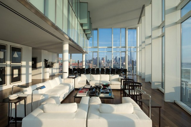 Elegance In The Meatpacking District By Richard Meier