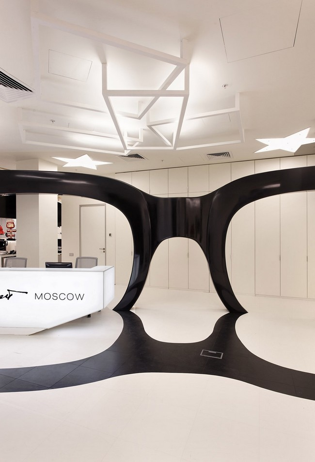 leo burnett moscow by nefa architects