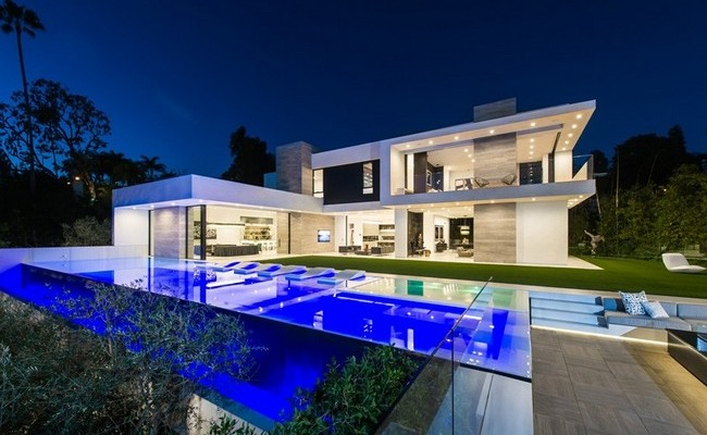 Beverly Hills Contemporary Home 00001