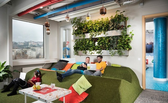 Google Office In Budapest 00003