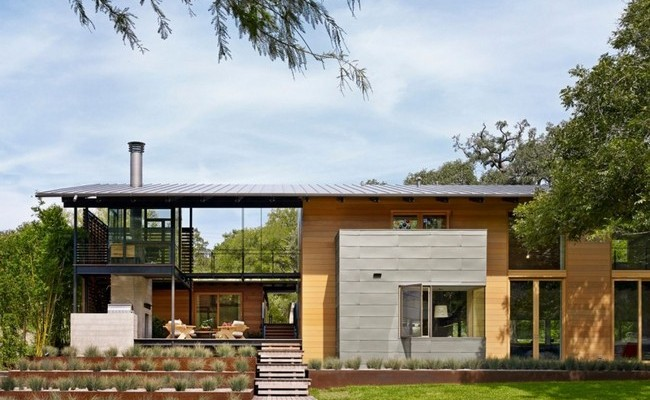 Hog Pen Creek Residence by Lake Flato Architects 00001