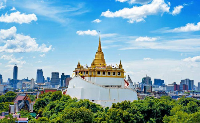 10 Must Visit Buildings in Bangkok (1)