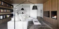 Apartment Designed for Two Book Lovers 00002