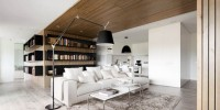 Apartment Designed for Two Book Lovers 00003