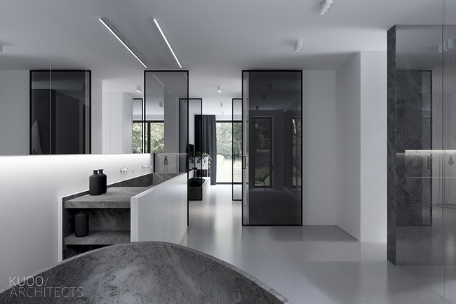 sleek and simple luxury in luxembourg by kuoo architects 15460 | sleek and simple luxury in luxembourg 00009 x15460